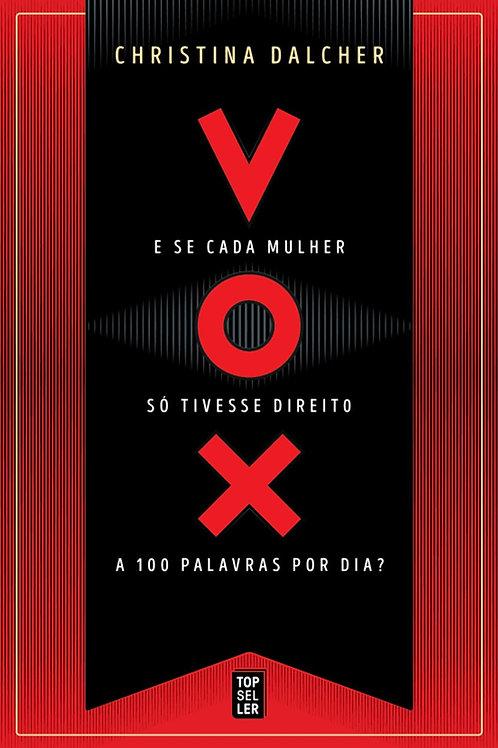 Vox, de Christina Dalcher