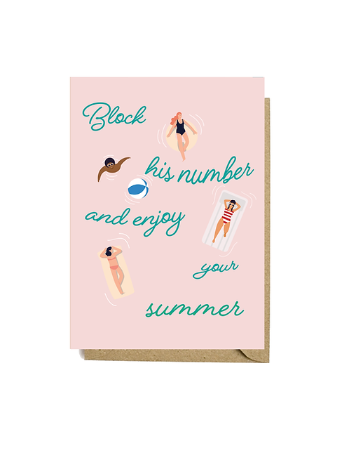Enjoy your Summer