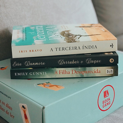 Book Gang Box Agosto
