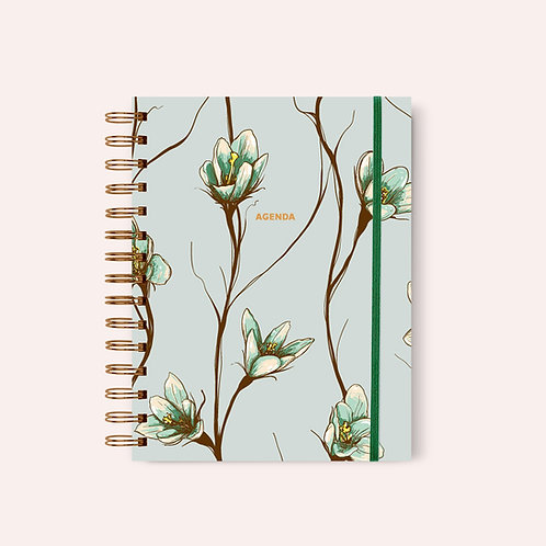 Planner Forest Green