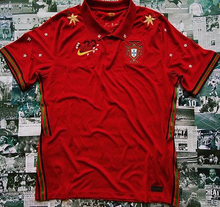 The Football Gal x Portugal (Home) - EURO 2021