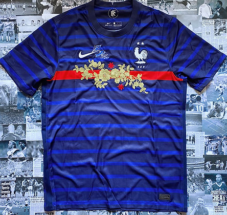 The Football Gal x France (Home) - EURO 2021