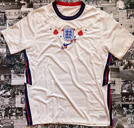 The Football Gal x England (Home) - EURO 2021