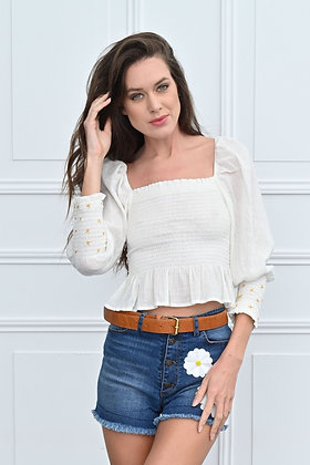 Top Smock Chicosoleil