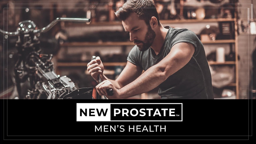 NEW PROSTATE Nutraceuticals