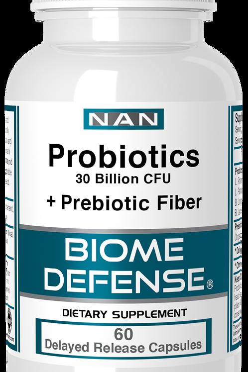 BIOME DEFENSE Probiotics