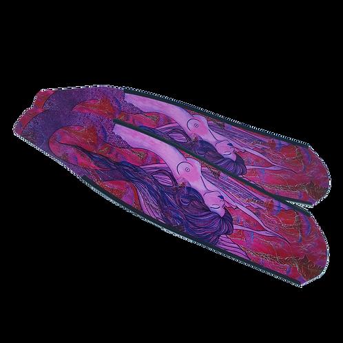 Mermaid Pink Carbon