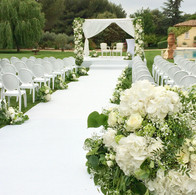 wedding arch provence