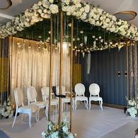 Houppa luxury wedding arch