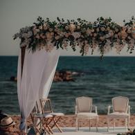 ceremonie sur la plage