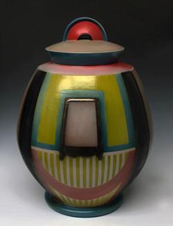 Capped Jar
