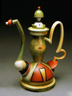 Constructed Teapot