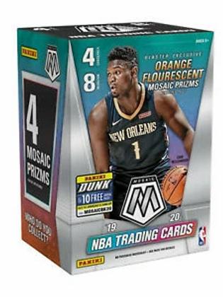 2019-20 Mosaic Blaster Box NBA