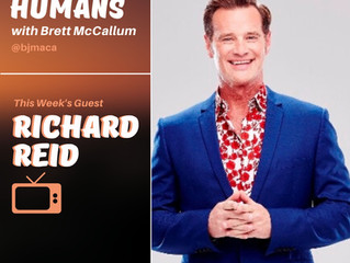 Awesome Human Richard Reid