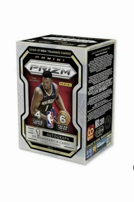 2020-21 Panini NBA Prizm Blaster Box