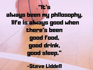Awesome Human Steve Liddell