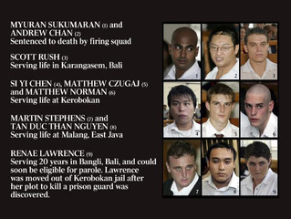 Controversial - My take on the Bali Executions