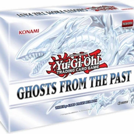 YU-GI-HO Ghosts from the Past Box