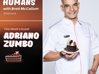Awesome Human Adriano Zumbo