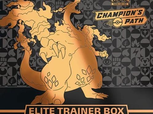 Pokemon Champions Path