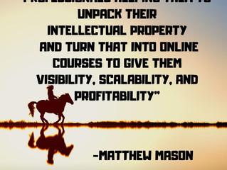 Awesome Human Matthew Mason