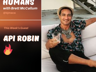 Awesome Human Api Robin