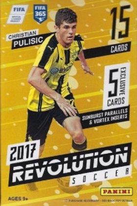 2017 Panini Revolution Hanger Soccer