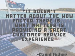 Awesome Human David Fisher