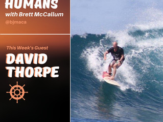 Awesome Human David Thorpe