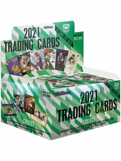 2021 NRL TLA Traders Retail Box