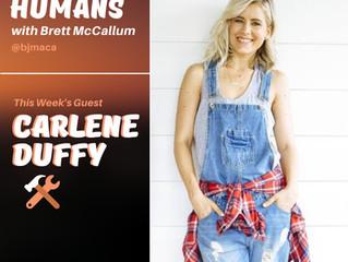 Awesome Human Carlene Duffy