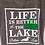 Thumbnail: Women's Logo T-Shirt Gray