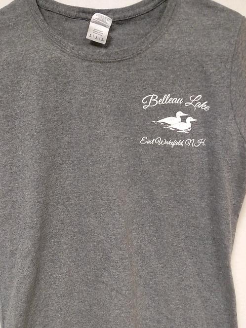 Women's Logo T-Shirt Gray