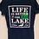Thumbnail: Men's Logo T-Shirt Blue