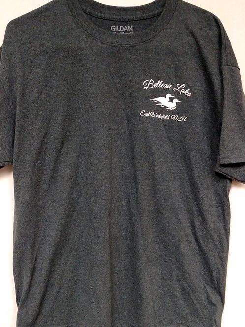Men's Logo T-Shirt Gray