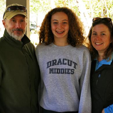 Scott, Emily & Shelley Jareo
