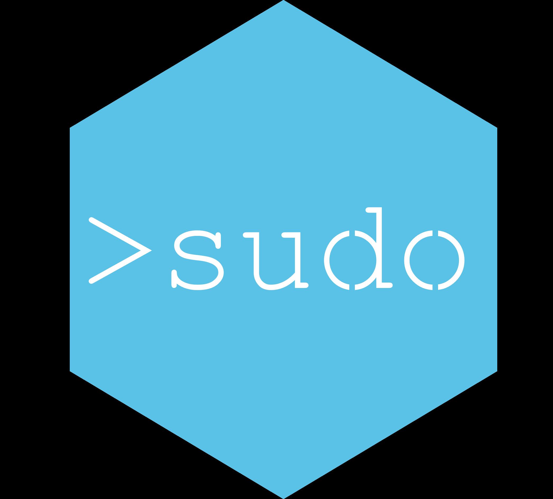 sudo_blue