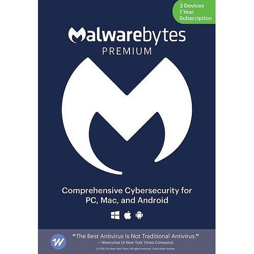 Malwarebytes Premium 1 Device