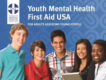 Community Mental Health Education For Adolescents青少年心理健康费郡华裔家长指导班即将开课