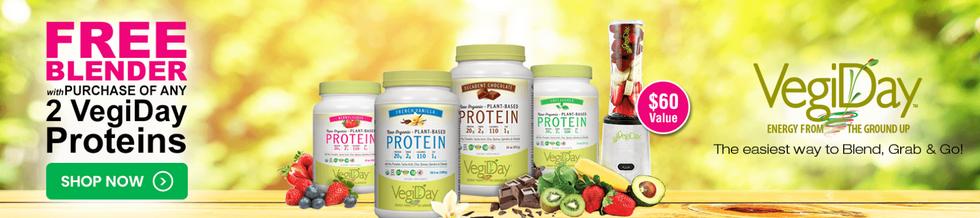 VegiDay Proteins