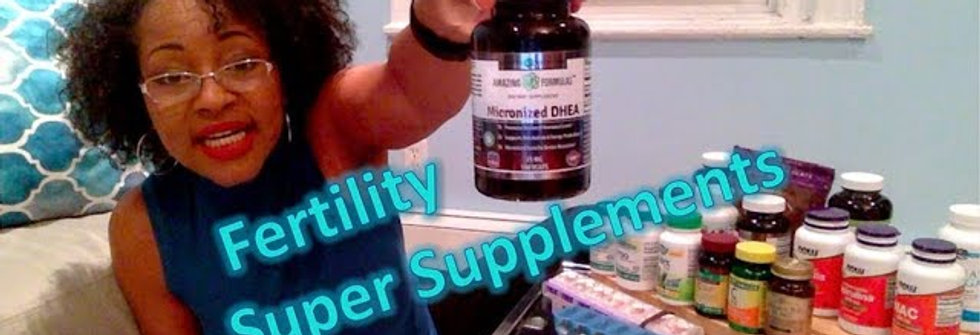 Fertility Super Supplements