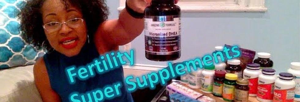 Fertility Super Supplements