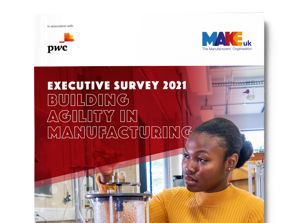 MakeUK Executive Survey