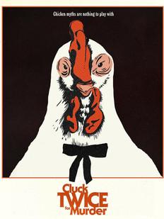 kfc halloween poster