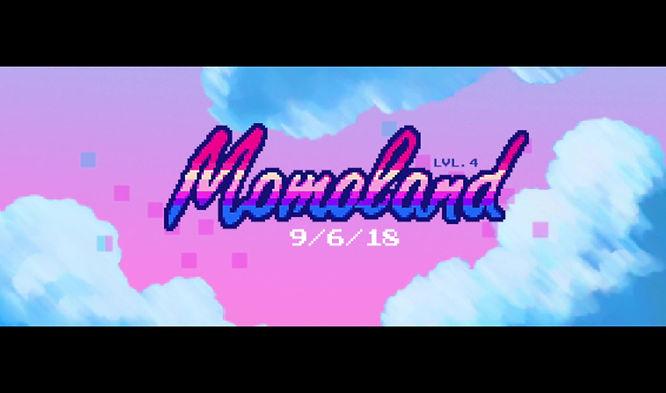 Momo Pixel Momoland
