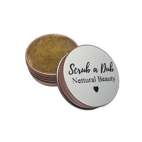 Scrub A Dub Coconut Lip Scrub