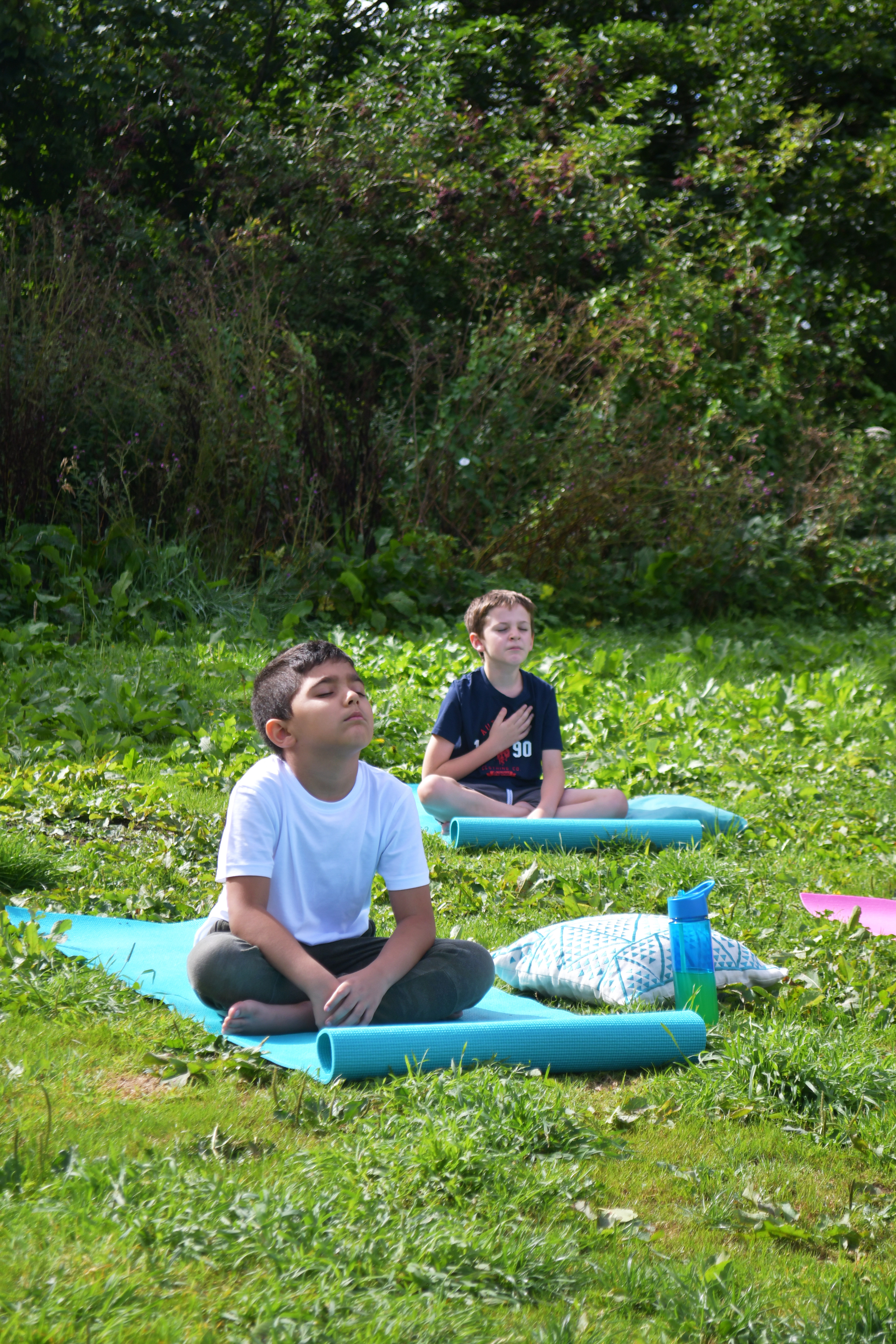 Kids yoga for 5-8yrs in Lagos, Portugal