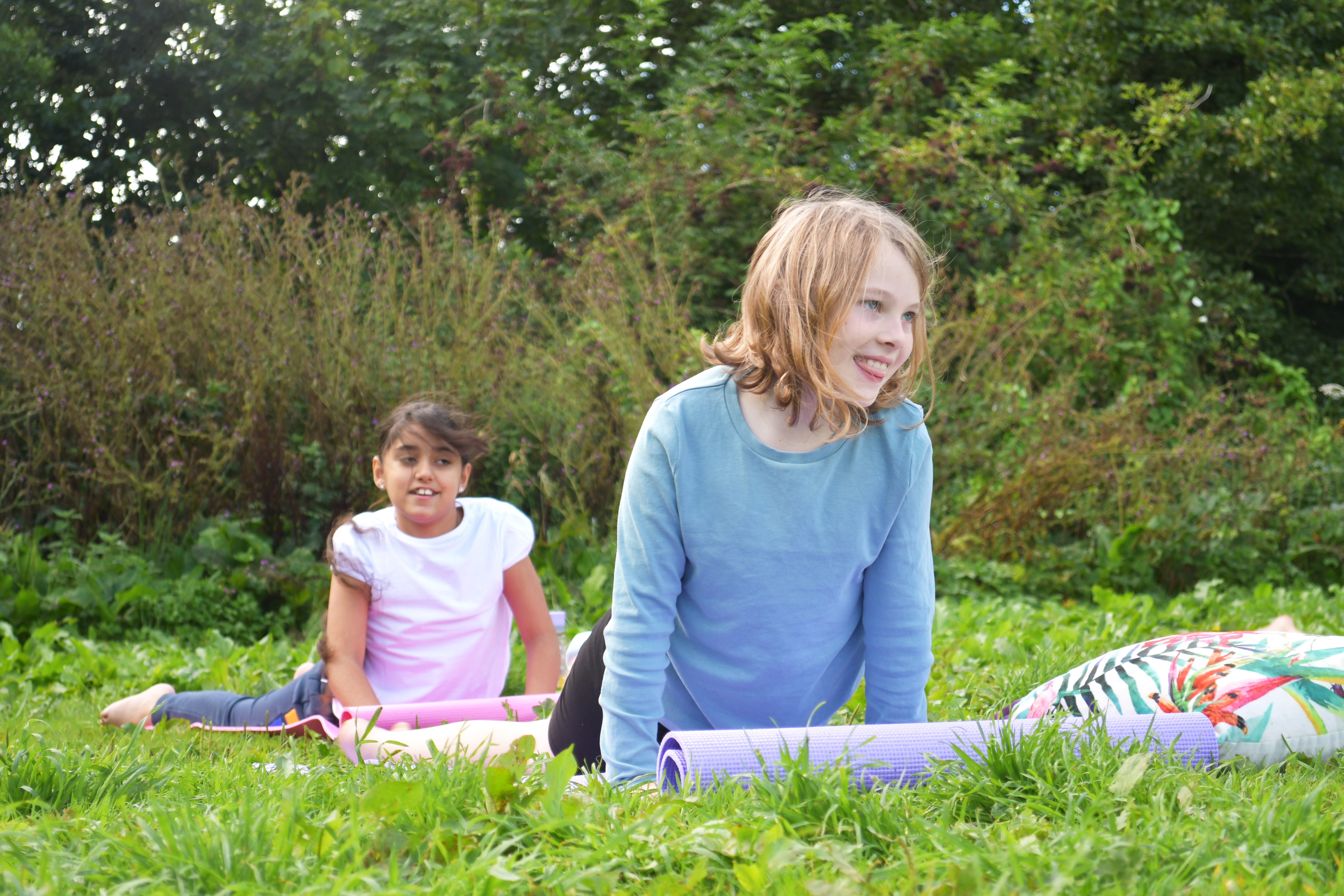 Yoga for 5-12yrs, Private class - online