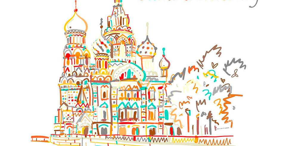 """discovering """"San Pietroburgo. Il respiro della città"""""""