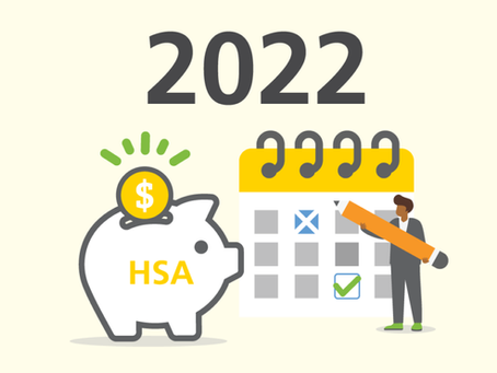 HSA Contribution Limits Released for 2022